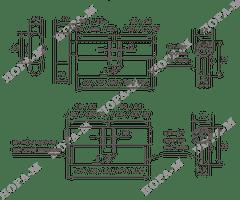 Личина Нора-М Люкс II ЛПВ-90 (50-40в)