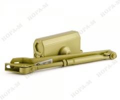 Доводчик Нора-М 2S-F до 50 кг с фиксацией