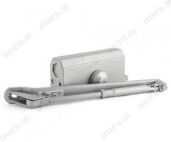 Доводчик Нора-М 3S-F до 80 кг с фиксацией